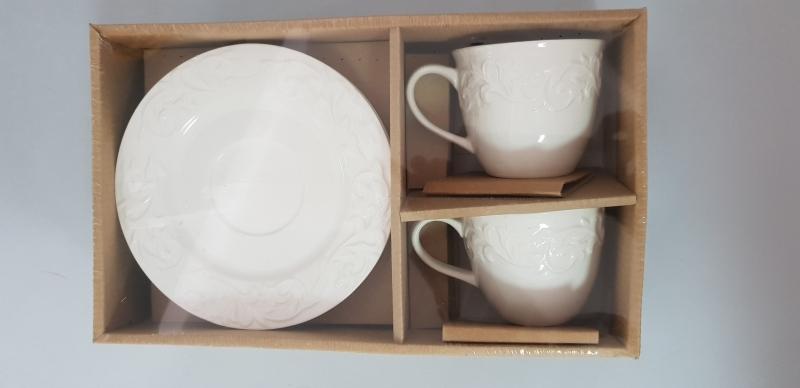 Šoljice keramičke za kavu  2/1   JU34079