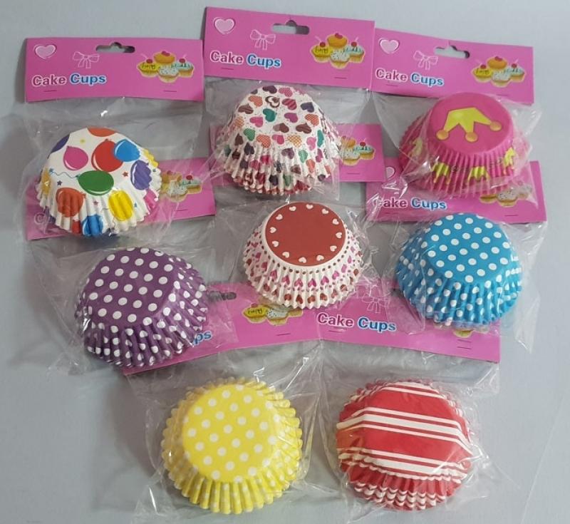 Čašice za muffine papirne 50/1 12cm CH50238