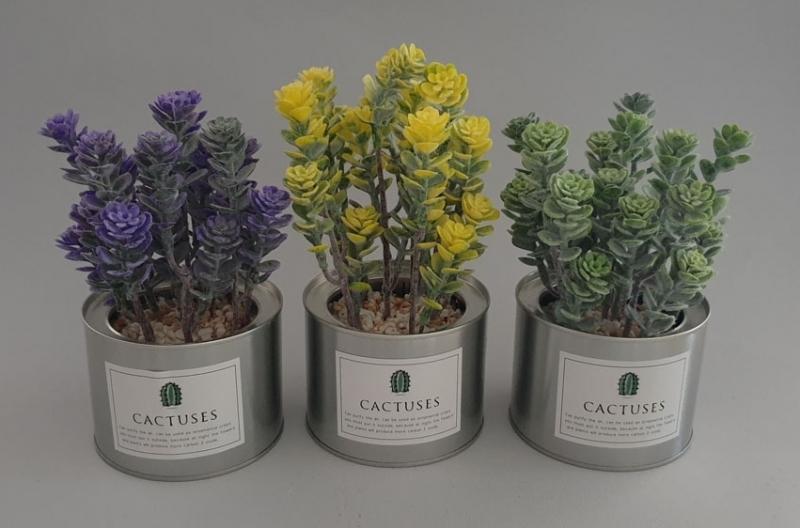 Umjetno cvijeće u saksiji CH60550