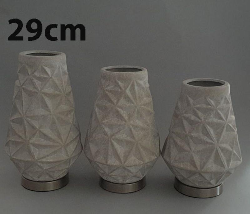 Vaza dekorativna 29x15cm CH60637