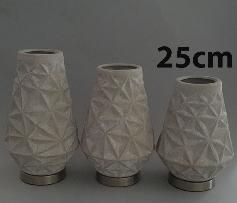 Vaza dekorativna 25x15cm CH60639