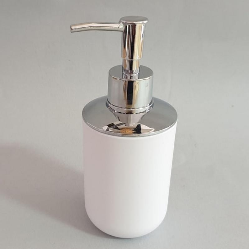Posuda za tekući sapun Sanitary ware's window 18x7,5cm bijela CH6287