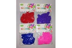 Baloni mat crveni,plavi,rozi i ljubičasti 10/1 CH50965 B