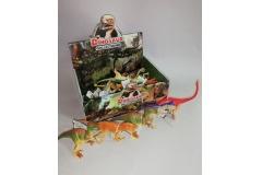 Igračke dinosauri 8cm CH6860