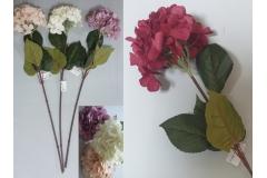Cvijeće umjetno hortenzija 76x16cm   CH60503