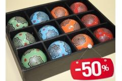 Lopta keramička,dekoracija AR4163  -50%