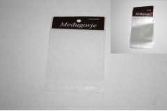 Vrećica  PVC sa logom  10x15cm   100/1    CH50846