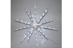 Zvijezda novogodišnja svijetleća LED  5D  60x60cm   CH55529   -20%
