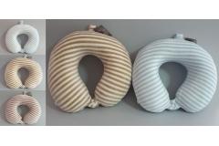 Jastuk za putovanje, okrugli     18X18cm     CH6870