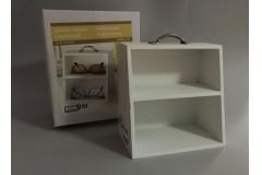 Kutija drvena za naočale      17x10x19cm       ED98019