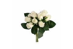 Umjetno cvijeće buket ruža 9x30cm  GI90520