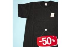 Majica pamučna(SAMO CRNA I SIVOMASLINASTA BOJA),vel.52,54 HT9170  -50%