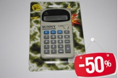 Šok igračka, kalkulator CH2201  -50%