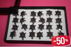 Prsten kornjača CH2295-C  -50%