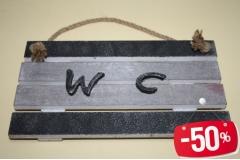 Tabla drvena WC CH2450  -50%