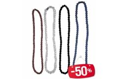 Ogrlica kristal sitniji 22cm CH2516  -50%