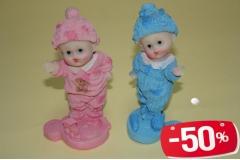 Beba plava 28163 13x7cm CH3956  -50%