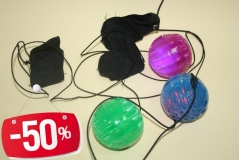 Loptica na špagi svijetleća CH4532  -50%