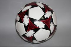 Lopta nogometna mix boje    CH49574
