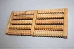Masažer za stopala drveni  CH50153