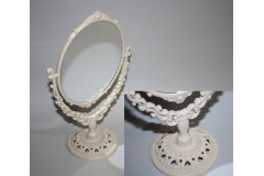 Ogledalo stolno (SAMO BIJELO)  32x19cm   CH50603