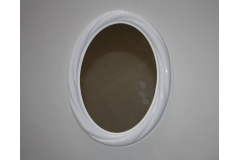 Ogledalo zidno ovalno  35x27cm    CH50616