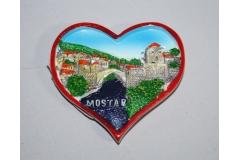 Suvenir magnet keramički Mostar    CH52086