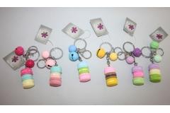Privjesak za ključeve ,macarons  CH52461