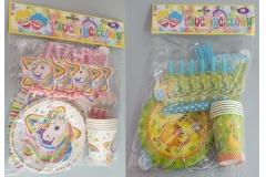 Rođendanski set za 6 osoba CH53101