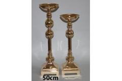 Svijećnjak metalni 50cm   CH53129
