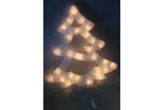 Jelka svijetleća  40cm  CH53342