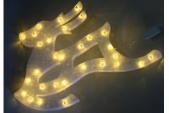 Jelen  svijetleći  27cm  CH53343