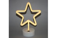 Zvijezda svijetleća  26cm  CH53345