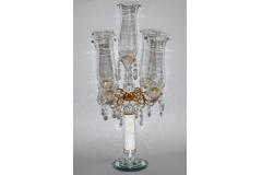 Svijećnjak stolni  5 svijeća 66,5cm   CH54117