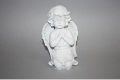 Figura anđeo   kleči  14cm   CH54206