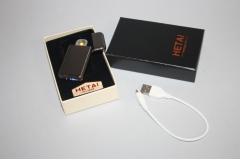 Upaljač sa žarom na  USB punjenje   CH54407