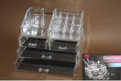 Organizer za kozmetiku PVC  22x13,5x18,5cm   CH55239