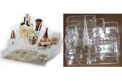 Organizer za kozmetiku PVC  23,5x13,5x14cm   CH55240