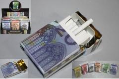 Kutija za cigarete metalna 9,5x2,8cm   CH57054