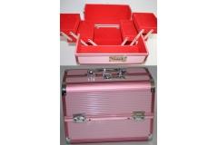 Kovčeg metalni za šminku   16,5x25x20cm   CH57432