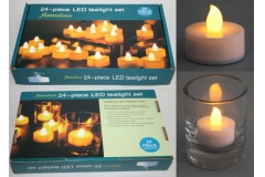 Svijećica LED na baterije 4cm   CH57458