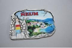 Magnet za frižider suvenir  NEUM Z1   7,5x5,5cm   CH57531