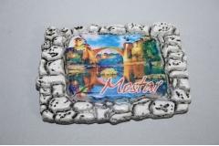 Magnet za frižider suvenir MOSTAR  7x5,5cm  CH57533