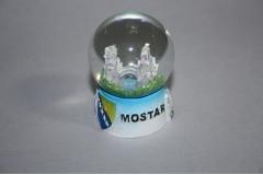 Figura u vodi   Mostar  4,5x7cm   CH57637