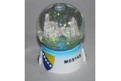 Figura u vodi Mostar   7x10cm   CH57638