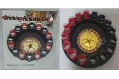 Društvena igra set rulet za piće 32cm CH57858
