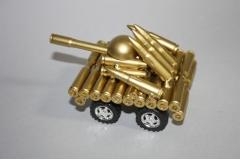 Tenk metalni figura 8,5x13,5cm  CH58861