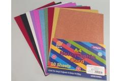 Kolaž papir gliter  30x20cm 10/1 CH60034