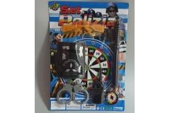Igračka policijski set + lisice na blisteru  CH60108