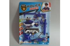 Igračka policijska auta na blisteru set  CH60116